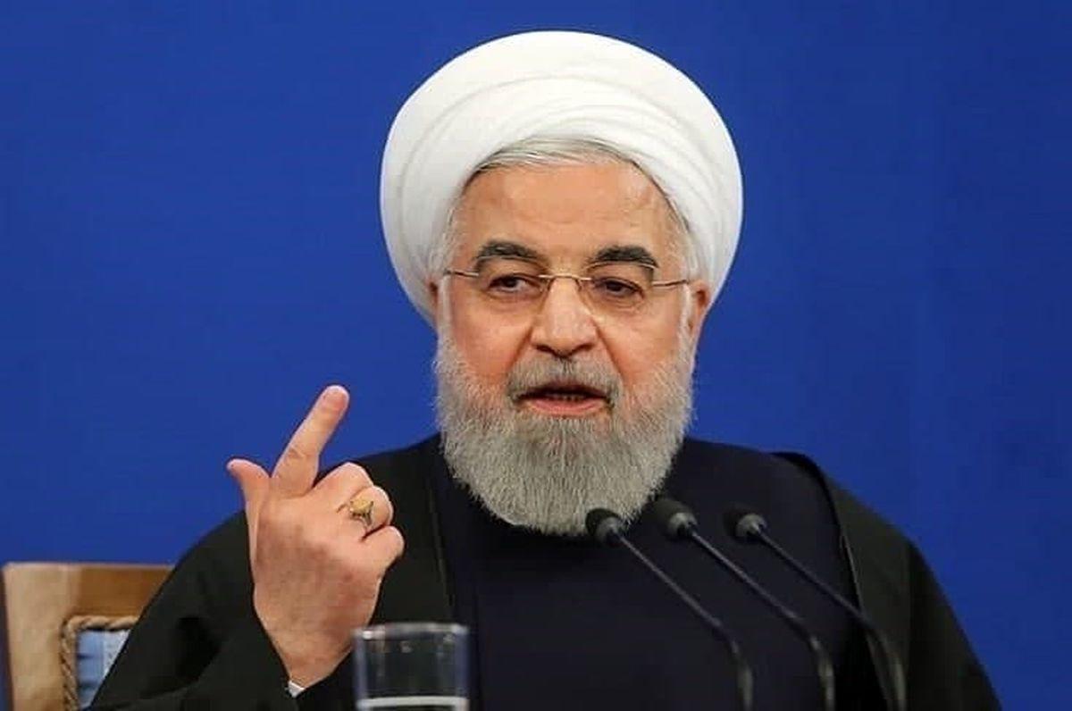 خبرمهم روحانی: همه تحریمهای اصلی و اصولی برطرف شد