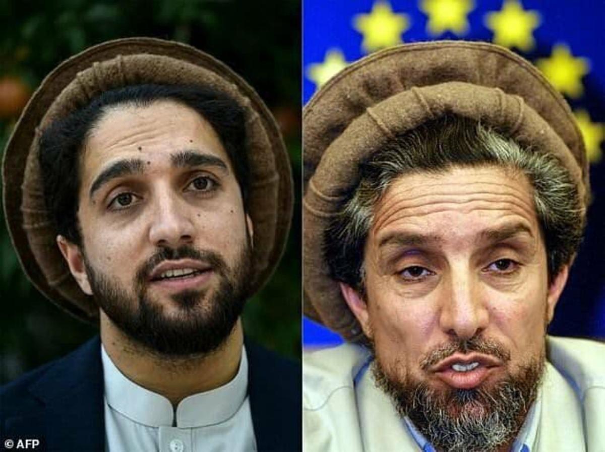 فرزند احمد شاه مسعود افغانستان را ترک کرد