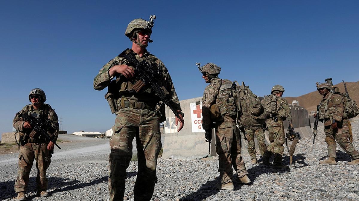 طالبان  |  هرچقدر نیروهای نظامی خارجی افغانستان را ترک کنند، جنگ زودتر تمام میشود.