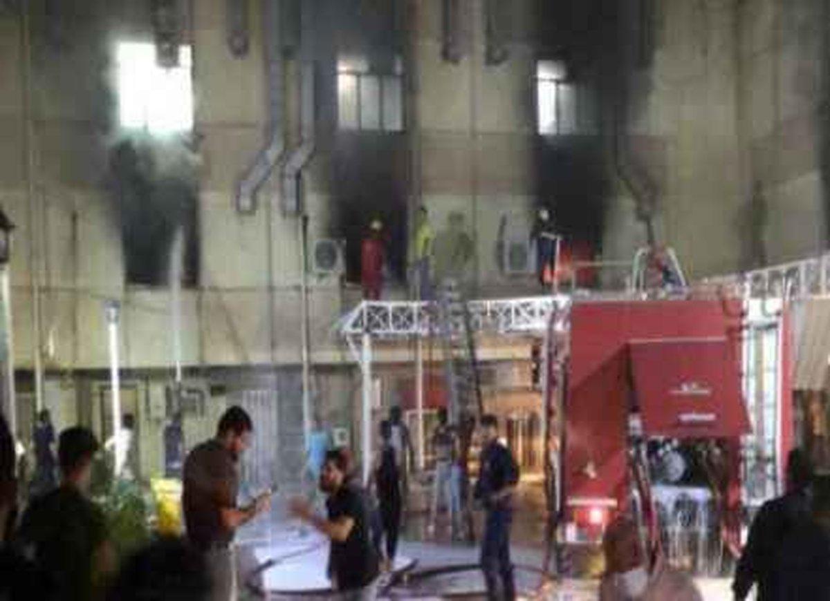 صدر هشدار داد فاجعه بیمارستان ابنالخطیب در قالب حوادث قبل از انتخابات باشد