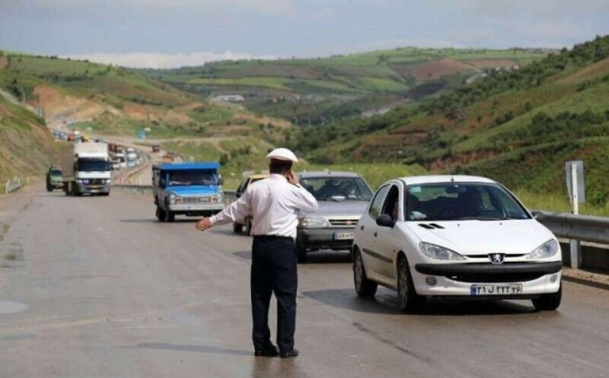 بازگرداندن ۲۷۷۰ خودرو از جادههای شمال