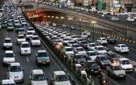 ترافیک به خیابانهای پایتخت بازگشت