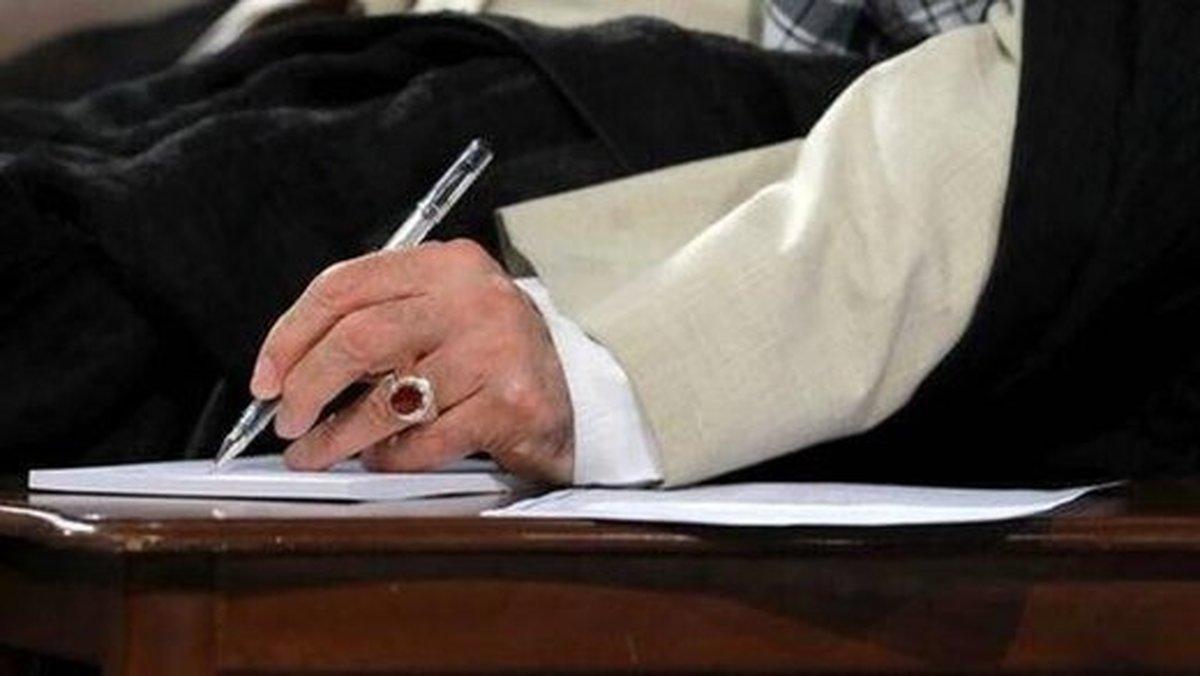 رهبر انقلاب به یوسفعلی میرشکاک در پی درگذشت فرزندش تسلیت گفت