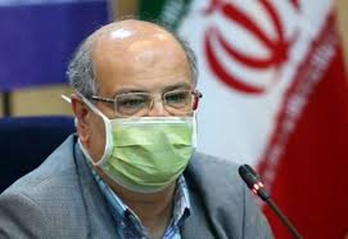 علیرضا زالی  |  موج سوم کرونا در تهران آغاز شد