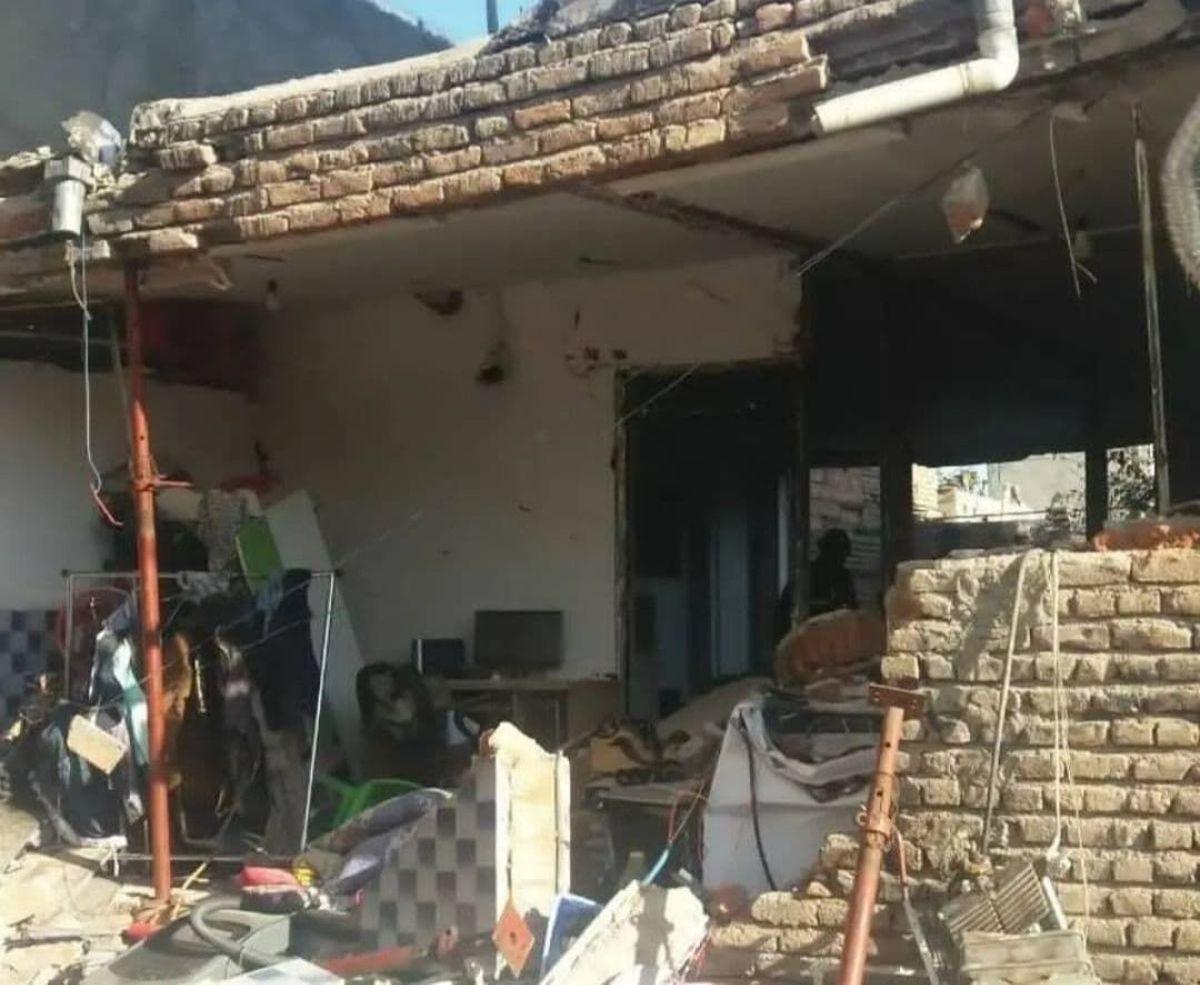 5مصدوم در انفجار گاز منزل مسکونی در اردبیل  حال یک نفر وخیم است