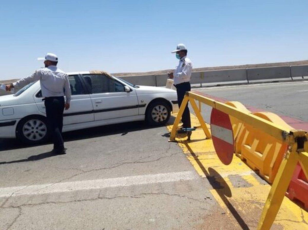 وزارت کشور: ممنوعیت صدور مجوز تردد برای خودروهای شخصی