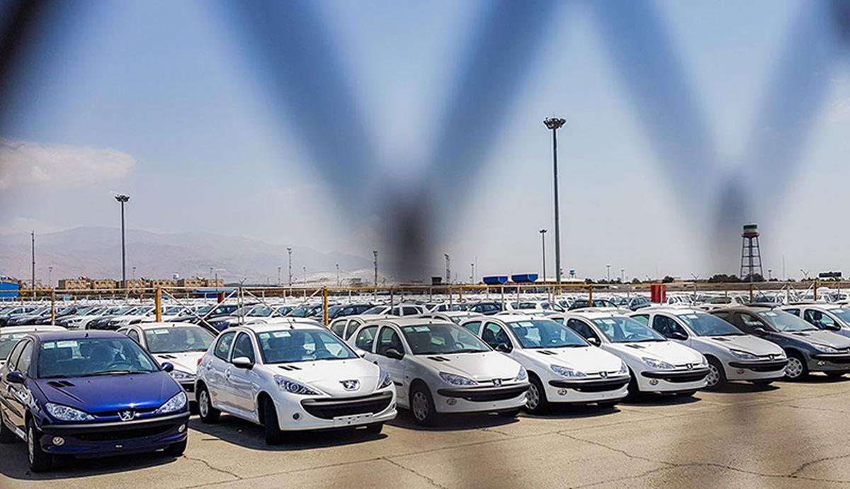تعطیلات 6 روزه تهران بر بازار خودرو اثر گذاشت