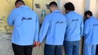 زن تهرانی سرکرده باند مخوف بود |  او مردان را اجیر می کرد