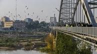 تردد خودروها از پل هلالی اهواز در روزهای جمعه ممنوع شود.