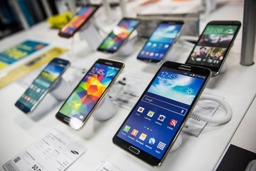 واردات گوشی ۲.۵ برابر شد