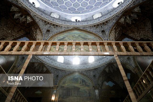 کاخ مرمر |  از آسانسور تا حمام و سونا و جکوزی