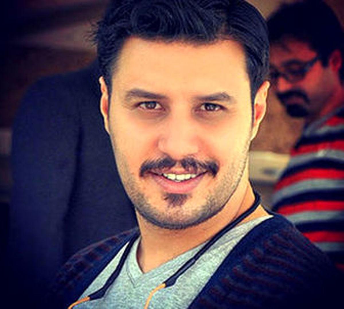 استایل رسمی جواد عزتی+عکس