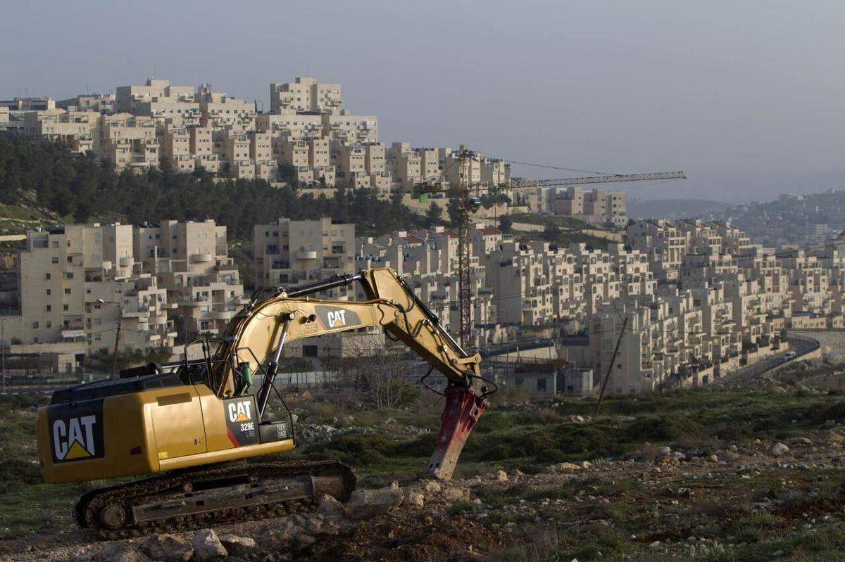 اتحادیه اروپا از اسرائیل خواست شهرکسازی متوقف شود