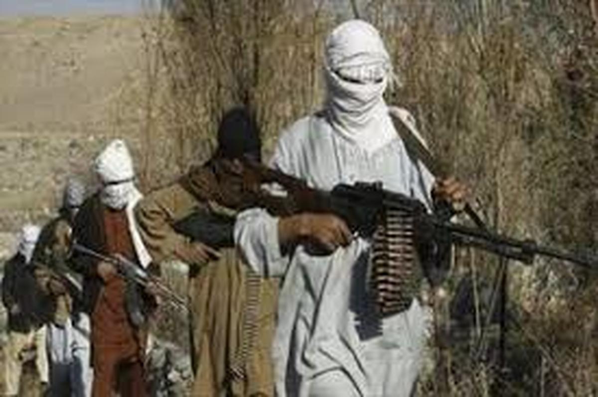 طالبان در دفتر رئیس جمهور افغانستان +عکس