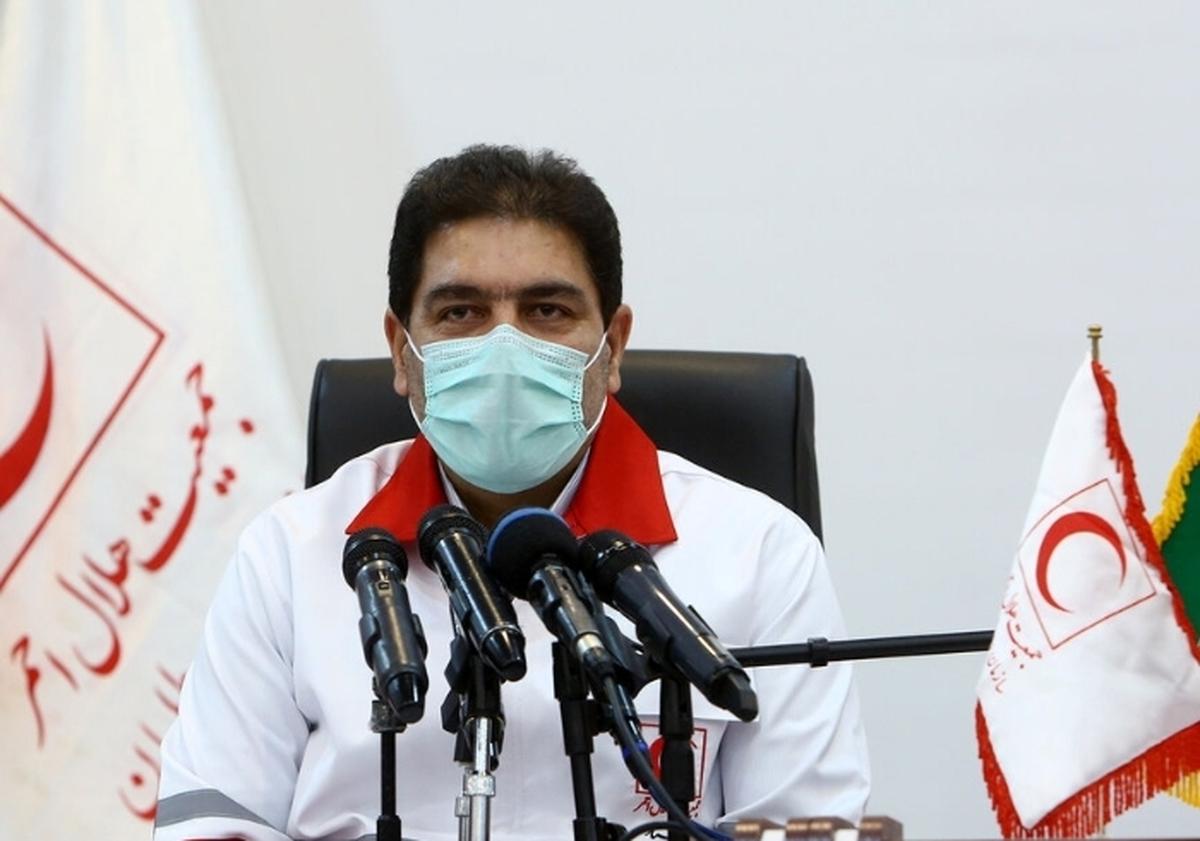 هلال احمر:  واردات ۲ میلیون دوز واکسن به کشور تا چند روز آینده