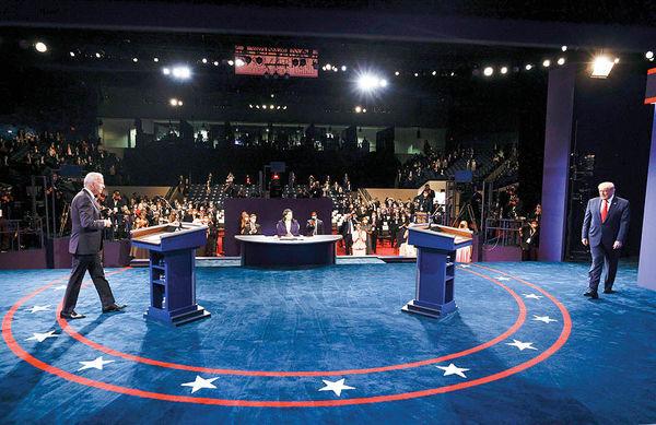 وزنکشی نامزدها پس از آخرین مناظره | انتخاباتی که فقط با دو مناظره به پایان میرسد