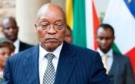 آزادی رئیس جمهور سابق آفریقای جنوبی
