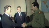 چرا رامسفلد در سال ۶۱ به سراغ صدام رفت؟ | روایتی از گفت و شنود با دیکتاتور عراق درمورد ایران