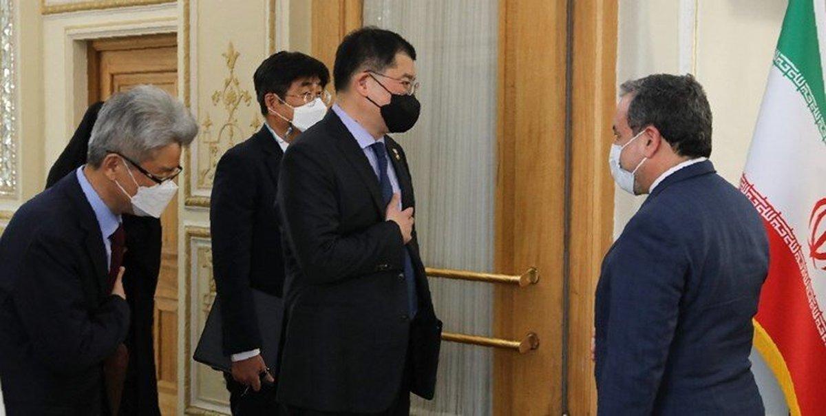 کره جنوبی  |  به حل اختلافات با ایران درخصوص نفتکش توقیفی در دولت بایدن، امیدواریم