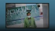 طراحی سیستم نوکیا برای چک ماسک و دمای بدن