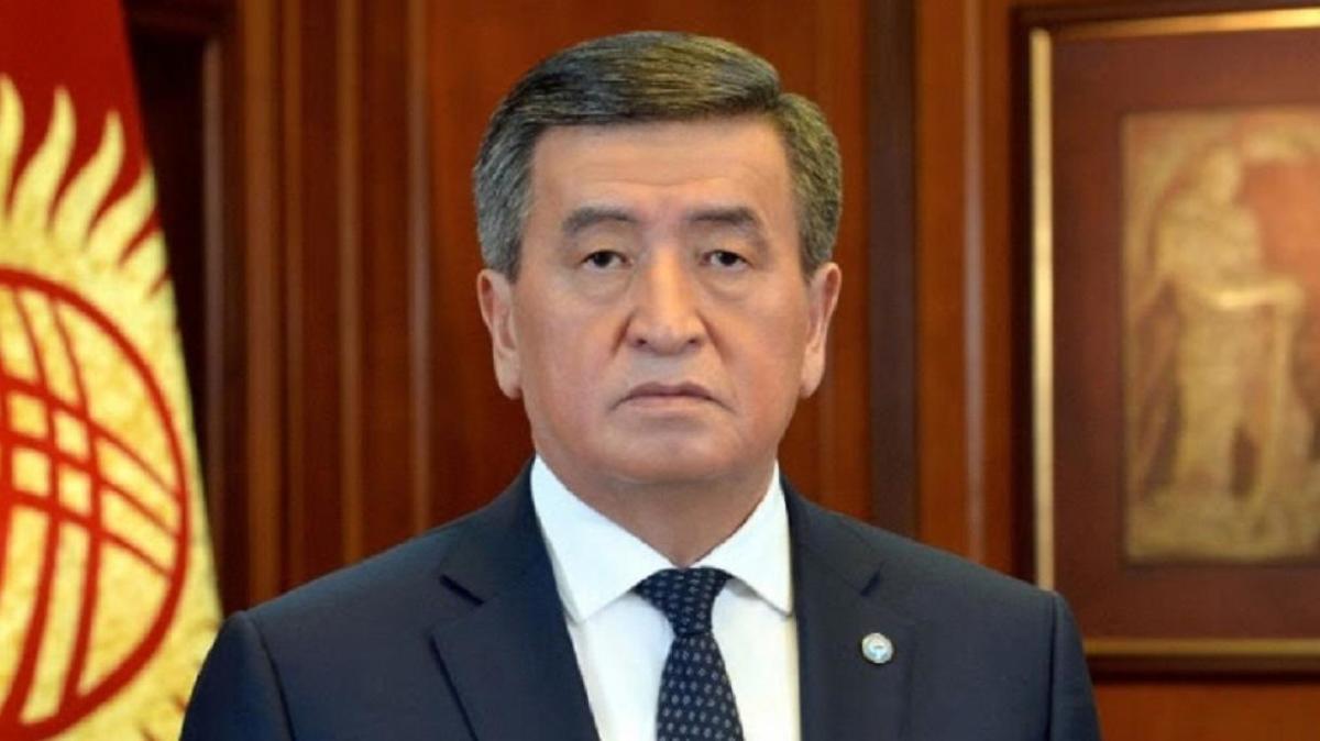 رئیسجمهور قرقیزستان با دبیرکل سازمان پیمان امنیت جمعی دیدار کرد