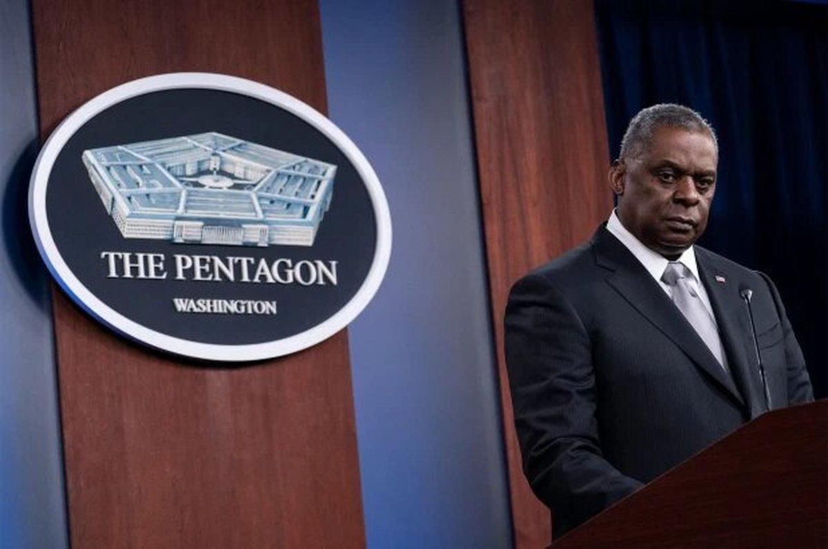 گفتوگوی تلفنی وزیر دفاع آمریکا و رئیس ستاد ارتش پاکستان