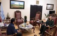 مذاکره ضرغامی با حفاظت سپاه برای ورود گردشگران خارجی