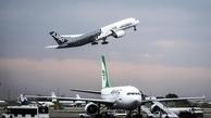 پروازهای فرودگاه مهرآباد همزمان با اتمام مراسم تنفیذ به حالت عادی برگشت