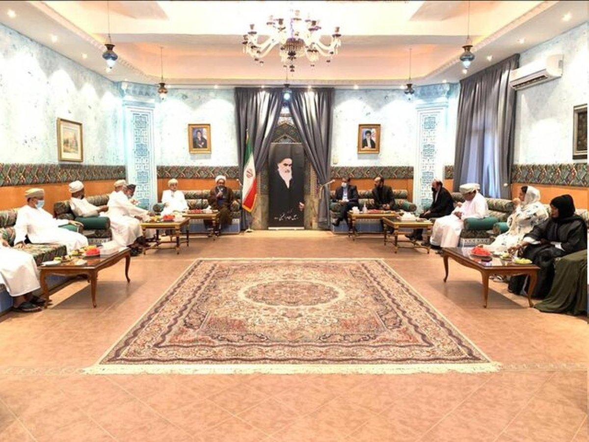 مراسم بزرگداشت سالگرد ارتحال امام (ره) در عمان