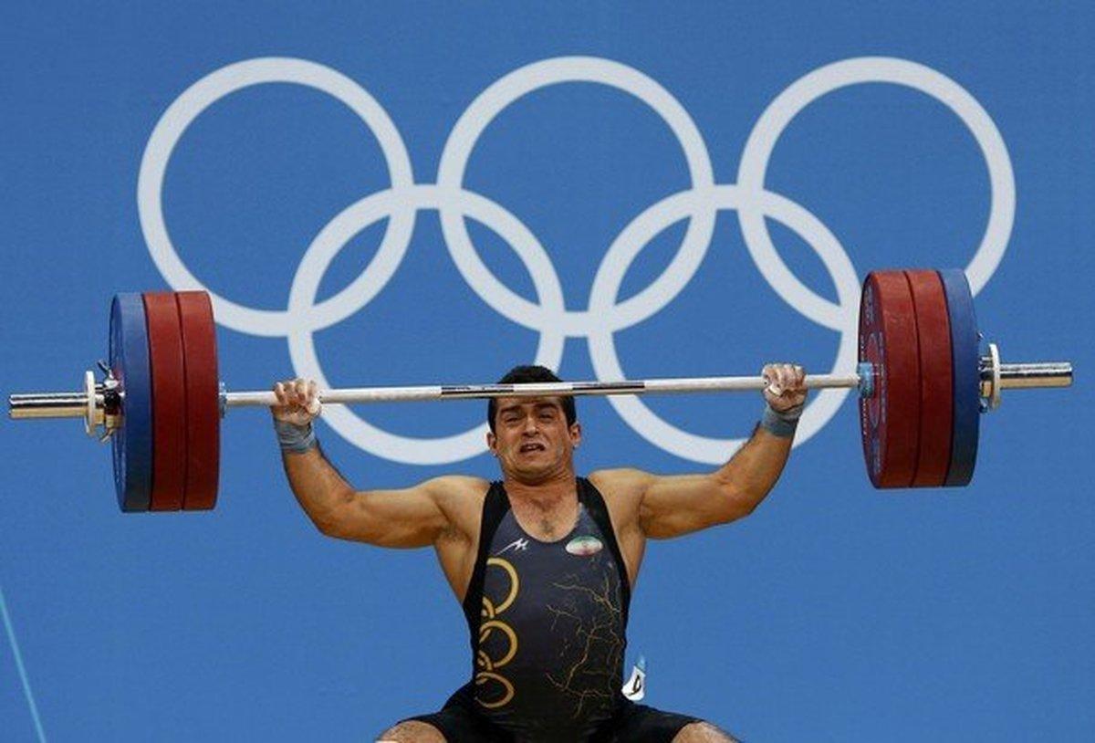 المپیک توکیو    سهراب مرادی مصدوم شد