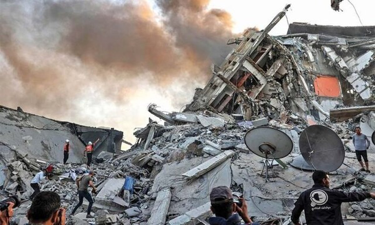 کمپین انصارالله برای جمعآوری کمک مالی به فلسطین