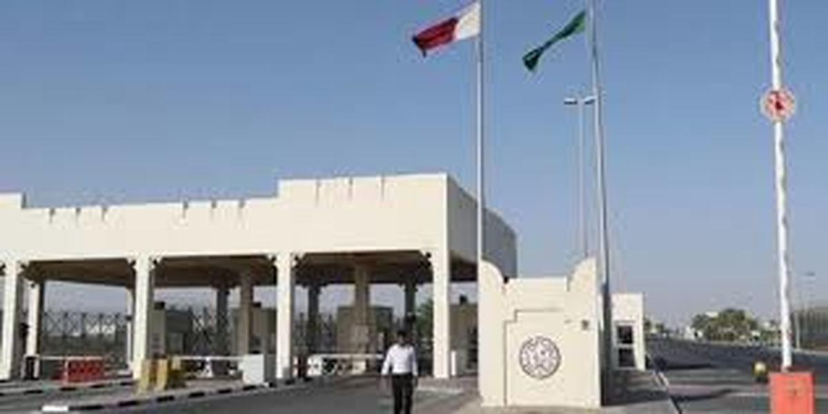 گذرگاه مرزی قطر و عربستان بازگشایی شد -