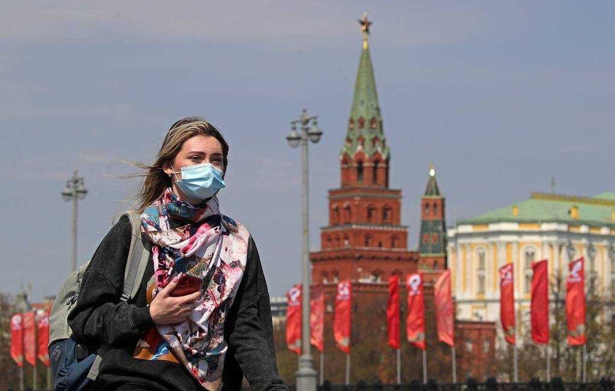 هجوم کرونا به روسیه؛ ورود به رستوران ها و حتی مراکز درمانی، بدون نشان واکسیناسیون ممنوع شد