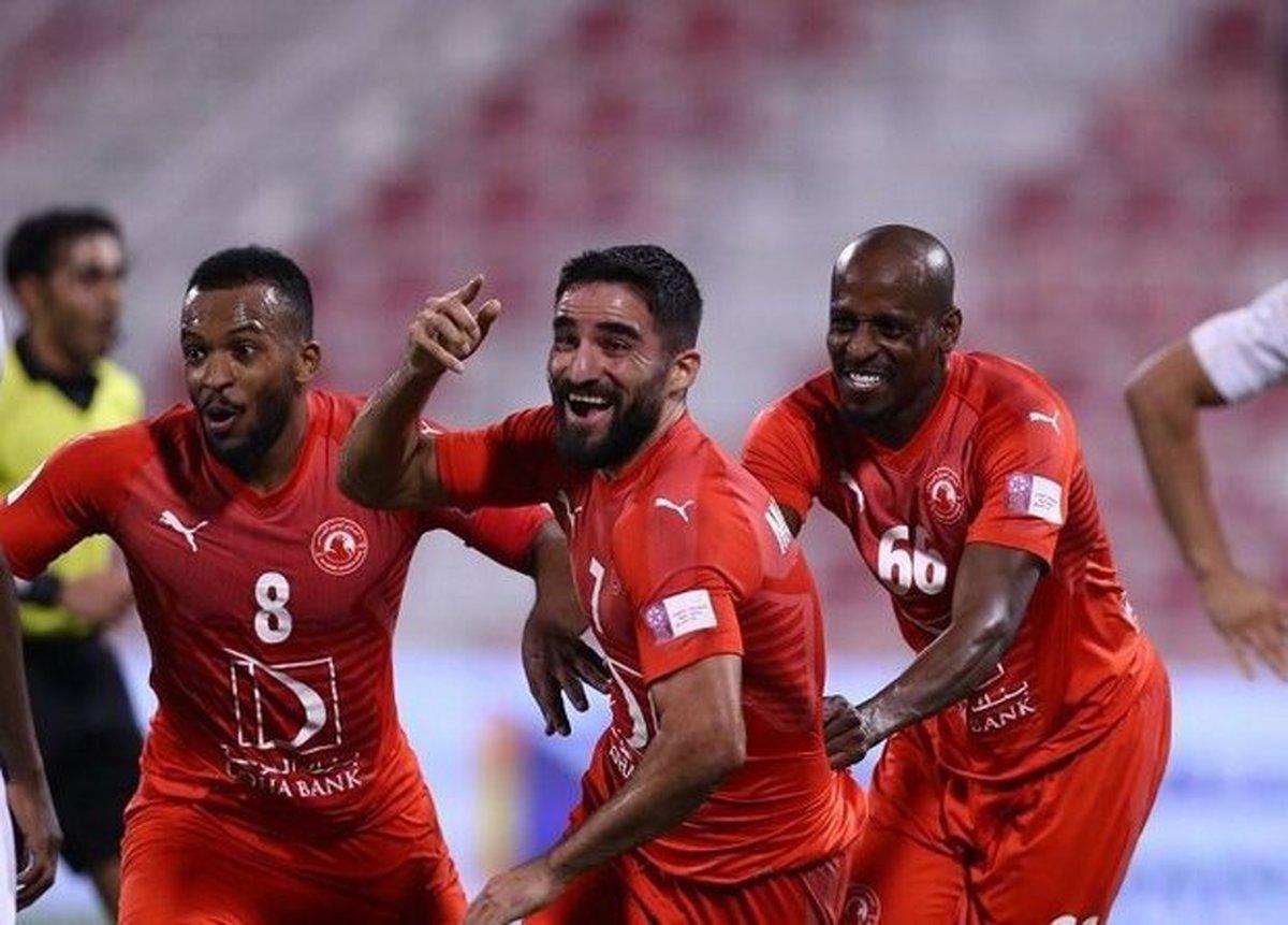 پیروزی العربی با هتتریک محمدی| رضاییان گل زد