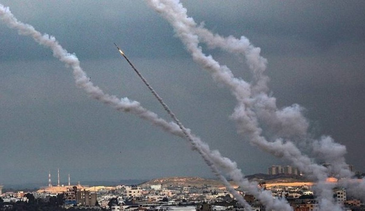 فرودگاه «رامون» هدف موشکهای مقاومت قرار گرفت
