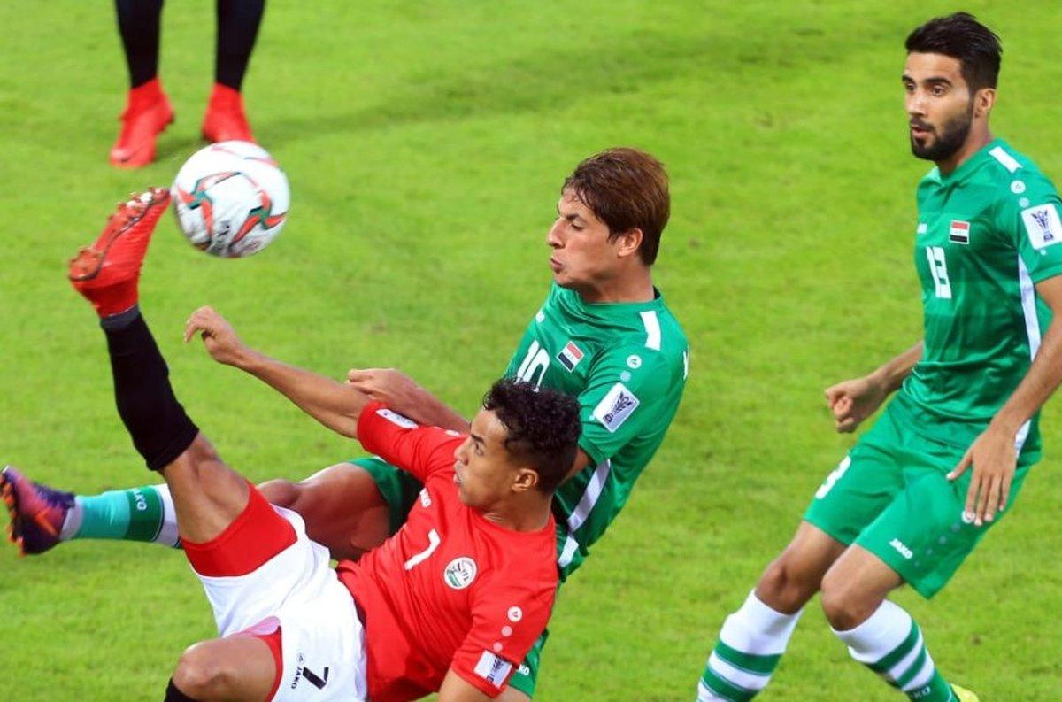 ترکیب  تیم ملی فوتبال عراق اعلام شد