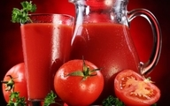 خواص  باورنکردنی آب گوجهفرنگی