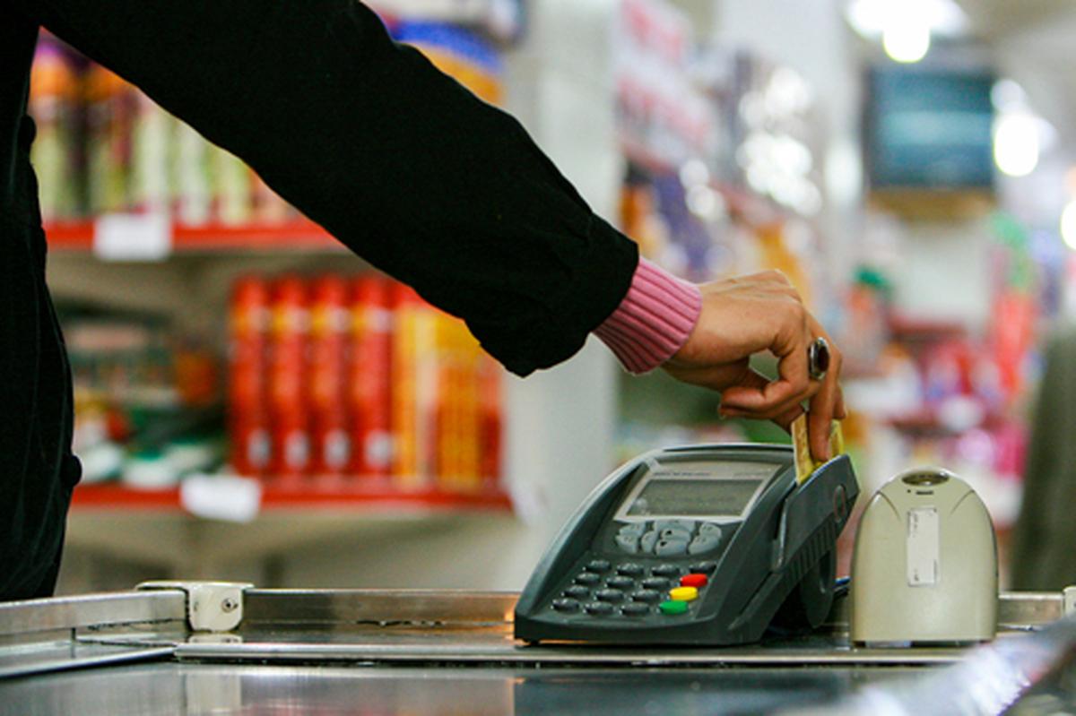 خرید آنلاین با اثر انگشت