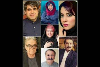 حمید لولایی، آشا محرابی و مهران رجبی به «موچین» پیوستند