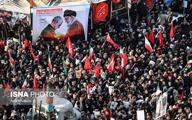 خبرنگار نیویورک تایمز: دریایی بیکران از مردم در مراسم تشییع سردار سلیمانی حضور یافتهاند