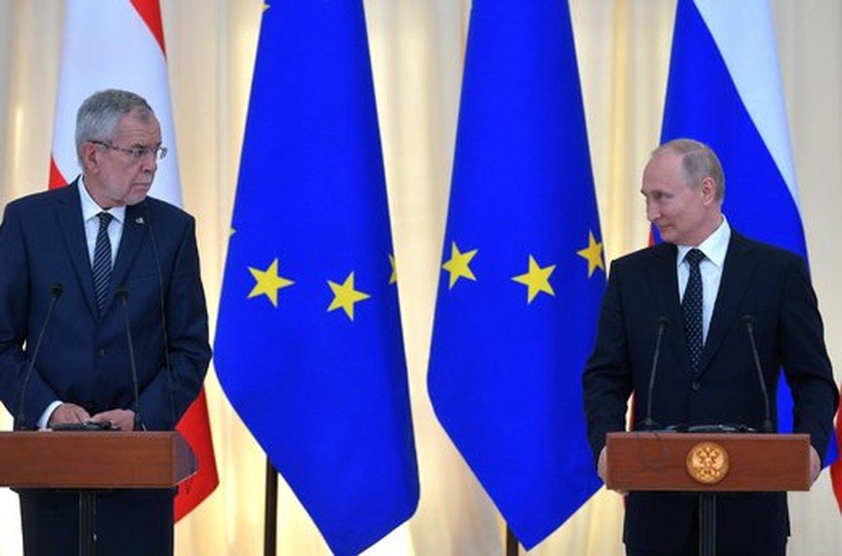 پوتین: ایران از برجام خارج شود همه فراموش میکنند آمریکا ابتدا خارج شد