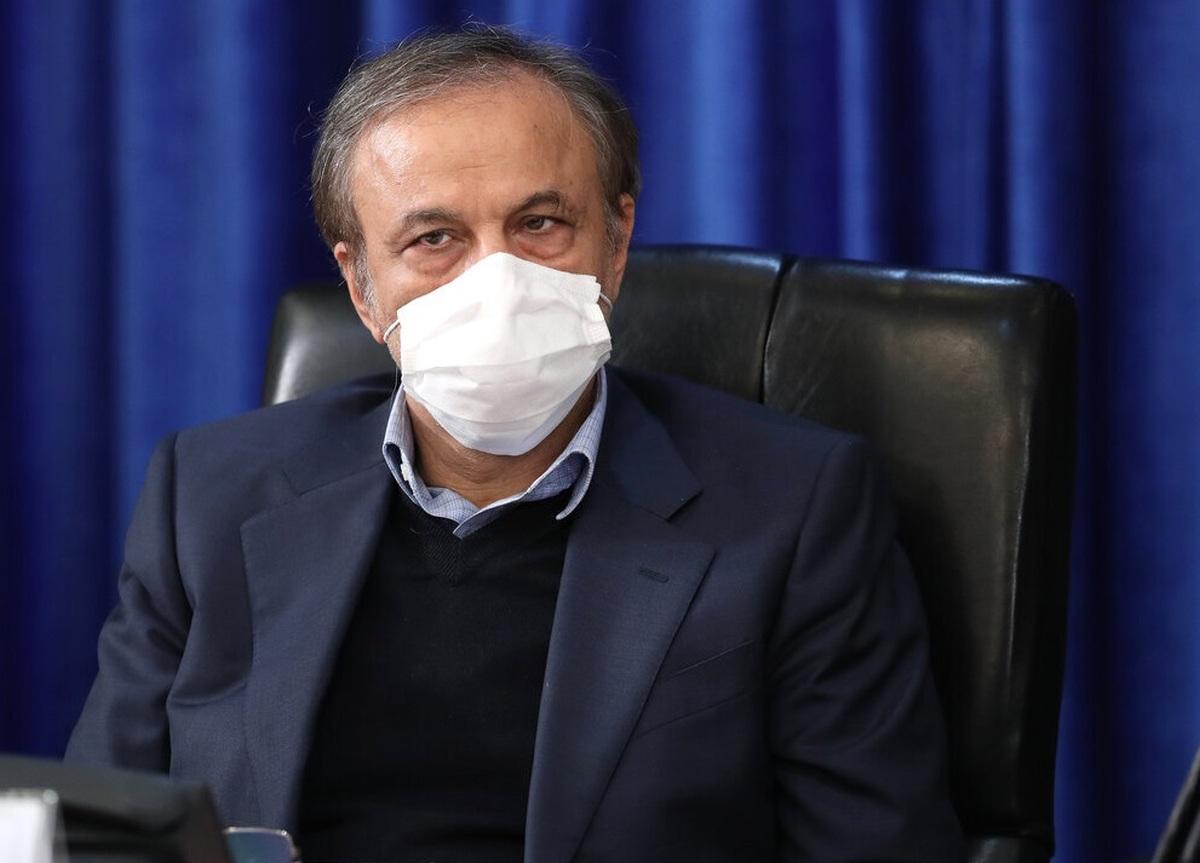 رزم حسینی از مجلس کارت اخطار گرفت