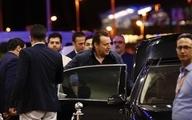 مرد بلژیکی فوتبال ایران وارد تهران شد