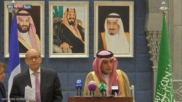 """الجبیر: پرونده کاملی درباره حمایت قطر از """"تروریسم"""" برای فرانسه میفرستیم"""