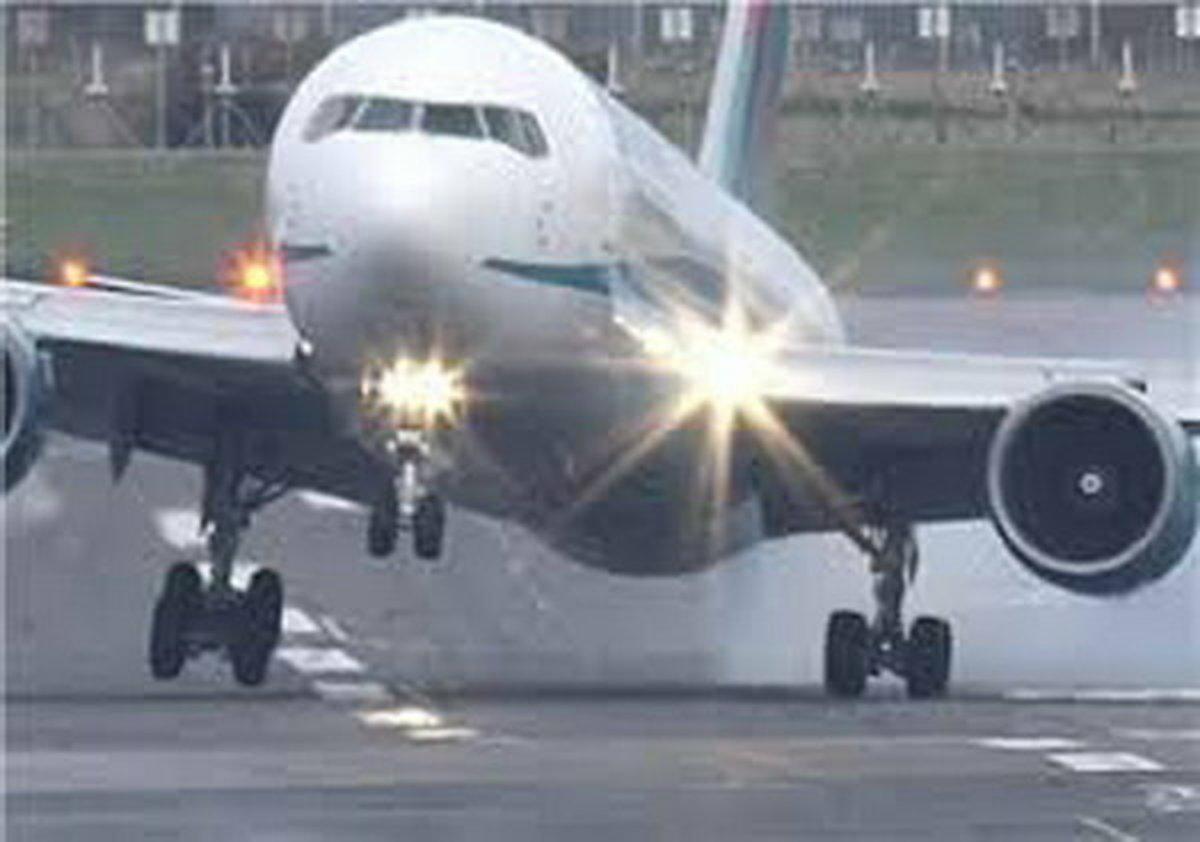 فرودگاه مهرآباد   |    فرود اضطراری پرواز تهران-کرمانشاه