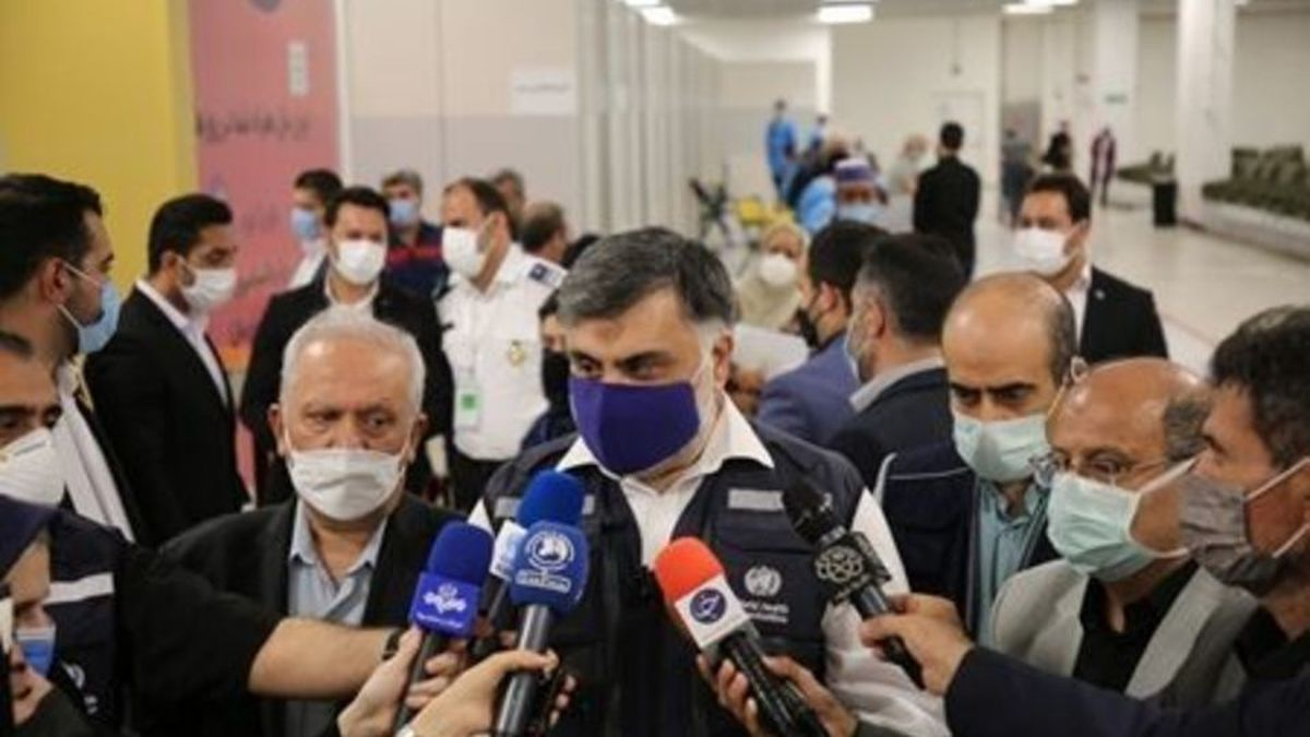 نماینده سازمان جهانی بهداشت در ایران:  همه هزینه سهم کوواکس را پرداخت کرده ایم