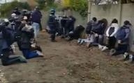 خشونت پلیس فرانسه علیه دانشآموزان: «به ما میگفتند 'هوی عرب'، 'هوی سیاه'»