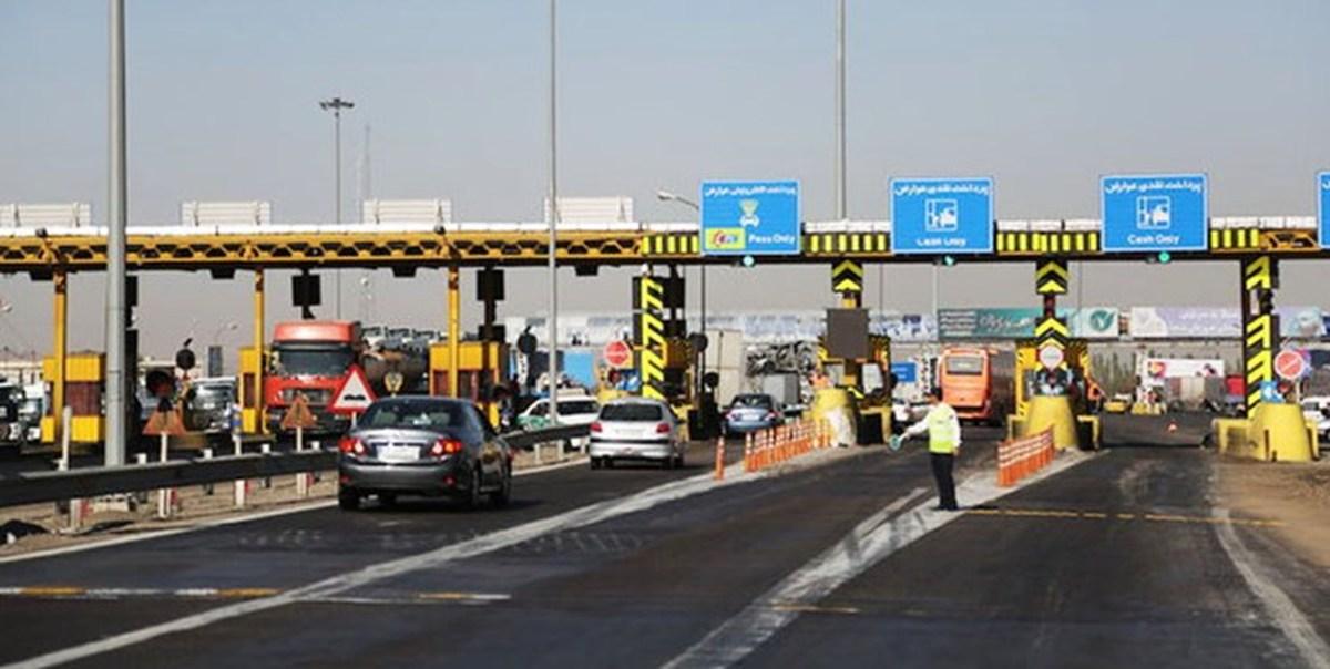 راهداری: ۱۲۱ هزار خودرو از استان تهران خارج شدند