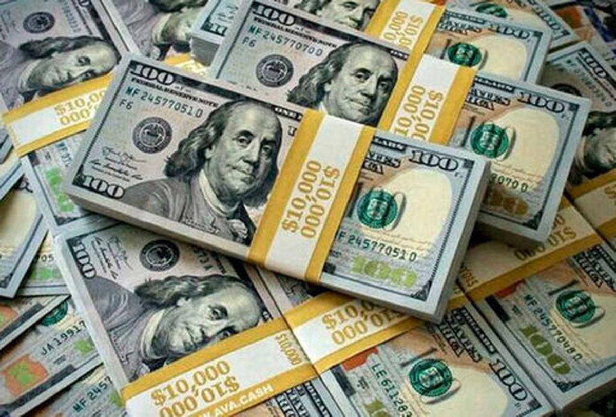 دلار به سقف کانال ۲۲ هزار تومان رسید
