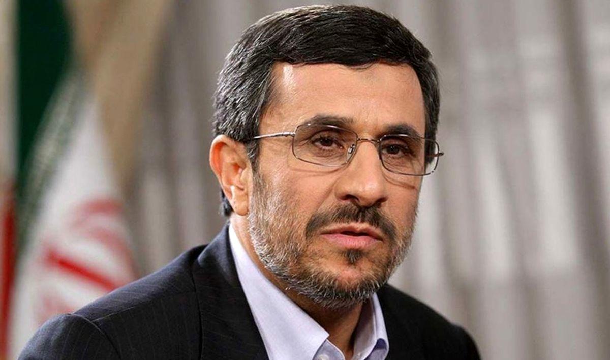 احمدی نژاد تهدید کرد  | نظر من قطعی است